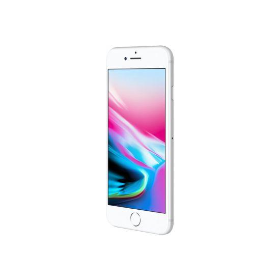 Apple iPhone 8 - sølv - 4G LTE, LTE Advanced - 64 GB - GSM - smartphone