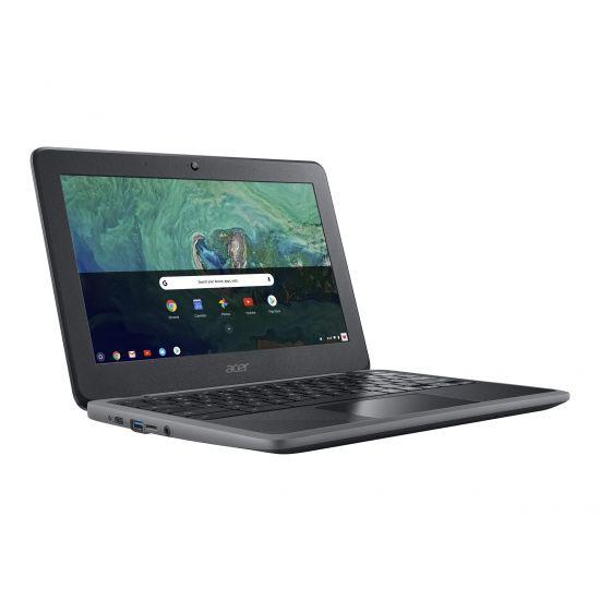 """Acer Chromebook 11 C732-C6Y5 - 11.6"""" - Celeron N3350 - 4 GB RAM - 32 GB SSD - Nordisk"""