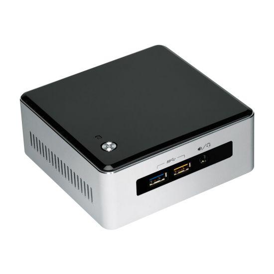 Intel Next Unit of Computing Kit NUC5i3RYH - mini PC - Core i3 5010U 2.1 GHz - 0 MB - 0 GB