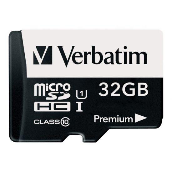 Verbatim - flashhukommelseskort - 32 GB - microSDHC