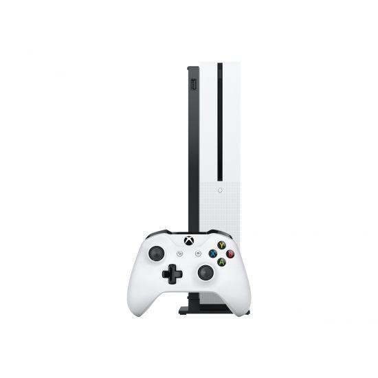 Microsoft Xbox One S - Spilkonsol - 1 TB HDD - hvid