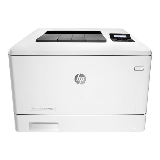 HP Color LaserJet Pro M452nw - printer - farve - laser