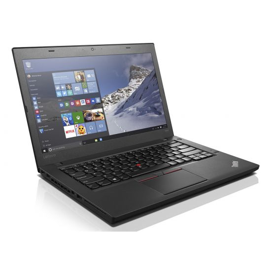 """[REFURBISHED] Lenovo T460s (A) - Intel Core i5-6300U - 256 GB SSD - 8 GB RAM - 14"""" - 1920x1080 Full-HD - Windows 10 Pro"""