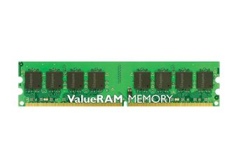 Kingston ValueRAM &#45 1GB &#45 DDR2 &#45 800MHz &#45 DIMM 240-pin