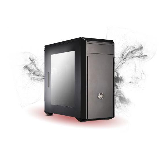 Føniks Banshee I Færdigsamlet Gamer Computer - Intel i3 7100 - 8GB DDR4 - Nvidia GTX 1050 2GB - 240GB SSD - Windows 10