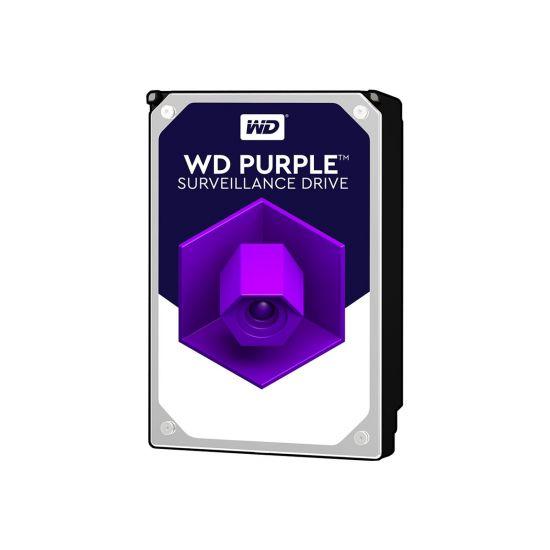 WD Purple Surveillance Hard Drive WD80PURZ &#45 8TB - SATA 6 Gb/s