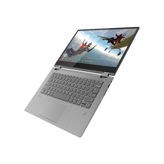 "Lenovo Yoga 530-14IKB 81EK - Intel Core i5 (8. Gen) 8250U / 1.6 GHz - 8GB DDR4 - 256GB NVMe SSD - 14"" IPS Sort (Digitizer og pen)"