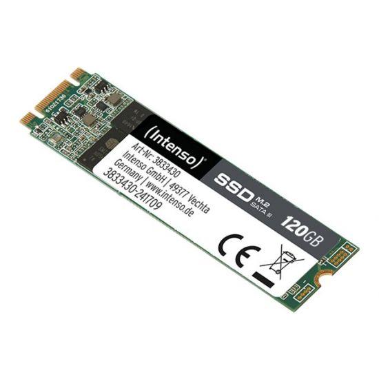 Intenso &#45 120GB - SATA 6 Gb/s - M.2 Card