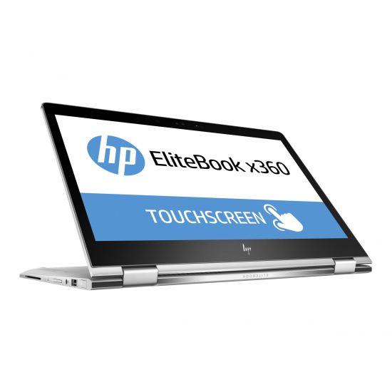 "HP EliteBook x360 1030 G2 - Intel Core i7 (7. Gen) 7600U / 2.9 GHz - 8 GB DDR4 - 512 GB SSD - HP Turbo Drive, tredobbelt niveau-celle (TLC) - Intel HD Graphics 620 - 13.3"" IPS"