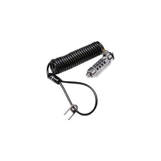 Dell LC300 Combination Lock - kabel med låsemekanisme til bærbar computer