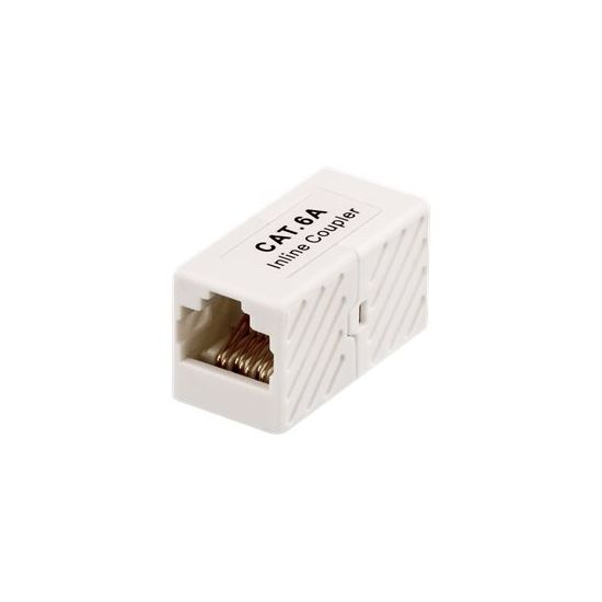 Deltaco netværkskobling - hvid