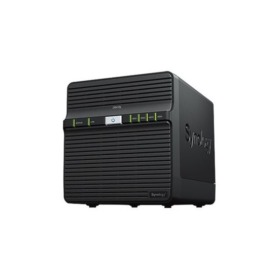 Synology Disk Station DS418j - NAS-server - 0 GB