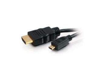 C2G Value Series High Speed with Ethernet HDMI Micro Cable