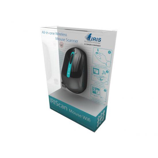 IRIS IRIScan Mouse Wifi - håndholdt scanner