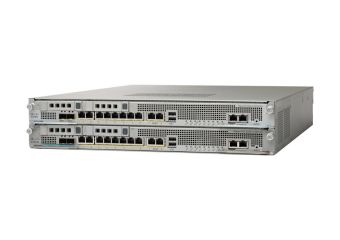 Cisco ASA 5585-X IPS Edition SSP-10 and IPS SSP-10 bundle