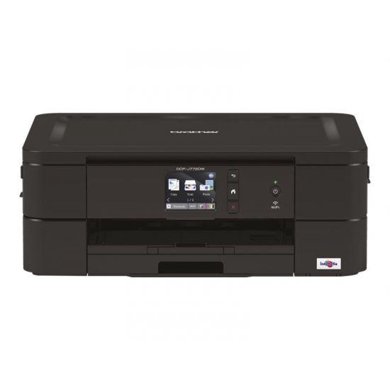 Brother DCP-J772DW - multifunktionsprinter (farve)
