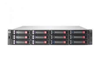 HPE Modular Smart Array P2000 G3 SAS Dual Controller LFF Array System