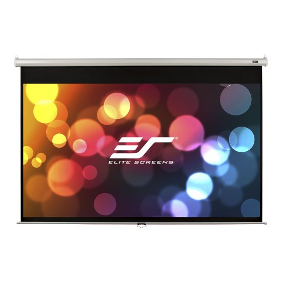 Elite Screens Manual Series M99NWS1 - projektionsskærm - 99 tommer (252 cm)