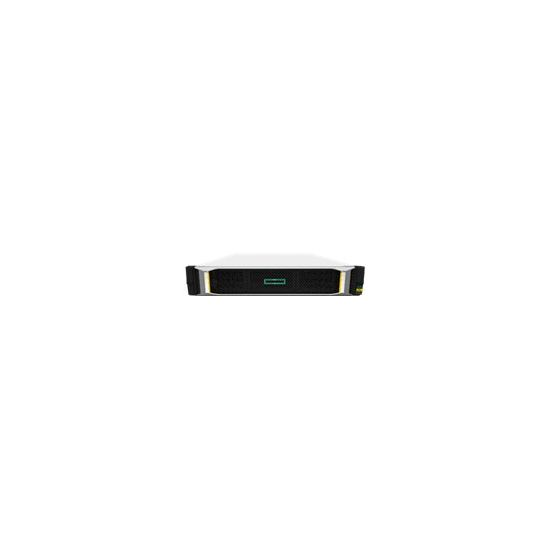HPE Modular Smart Array 1050 Dual Controller SAS SFF Bunde - harddisk-array