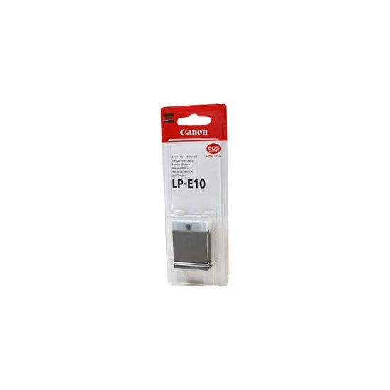 Canon LP-E10 - batteri - Li-Ion