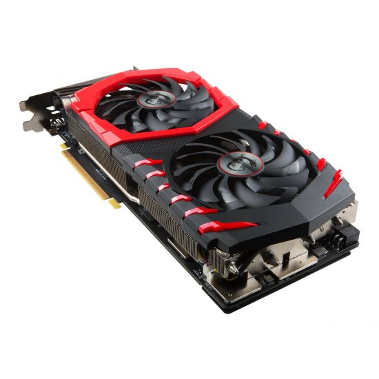 MSI GTX 1080 Ti GAMING X 11G &#45 NVIDIA GTX1080Ti &#45 11GB GDDR5X - PCI Express 3.0 x16