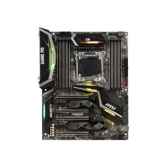 MSI X299 GAMING PRO CARBON - bundkort - ATX - LGA2066 Socket - X299