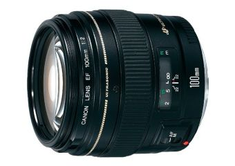 Canon EF telefoto objektiv