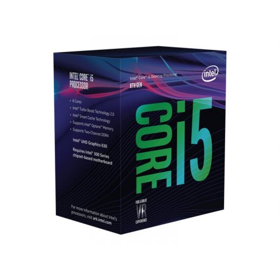 Intel Core i5 8600K / 3.6 GHz Coffee Lake Processor - LGA1151