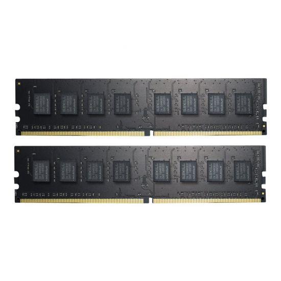G.Skill Value Series &#45 8GB: 2x4GB &#45 DDR4 &#45 2133MHz &#45 DIMM 288-PIN - CL15