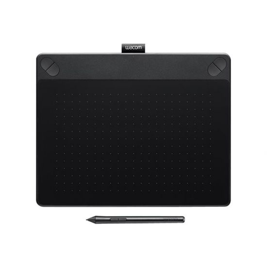 Wacom Intuos 3D Creative Pen & Touch CTH-690 Medium - digitizer - USB - sort