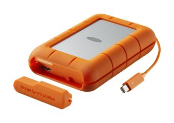 LaCie Rugged RAID STFA4000400 &#45 4TB