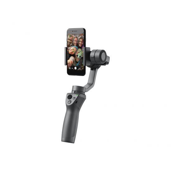 DJI Osmo Mobile 2 - støttesystem - håndholdt stabilisator