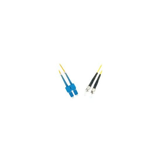 MicroConnect netværkskabel - 7 m. - gul