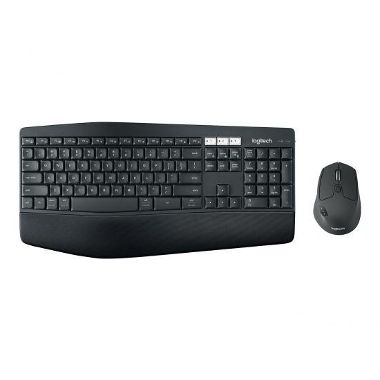 Logitech MK850 Performance - tastatur og mus-sæt - German QWERTZ