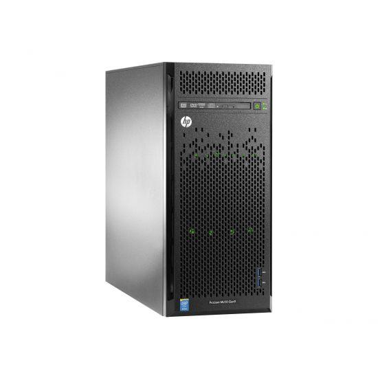 HPE ProLiant ML110 Gen9 Entry - Xeon E5-2603V3 1.6 GHz - 4 GB - 0 TB