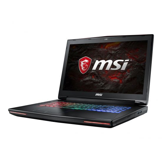 MSI GT72VR 7RE 436NE Dominator Pro - Intel Core i7 7700HQ - 16 GB DDR4 - 256 GB SSD - (M.2) + 1 TB HDD - NVIDIA GeForce GTX 1070 8GB GDDR5 - 17.3""