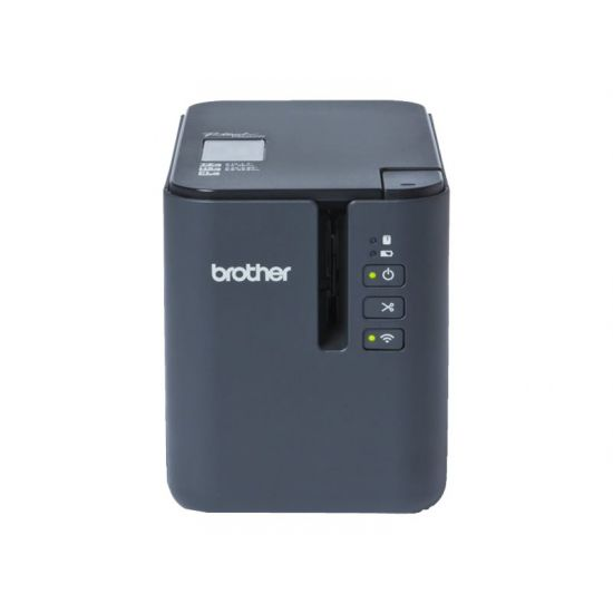 Brother P-Touch PT-P900W - etiketprinter - monokrom - termo transfer