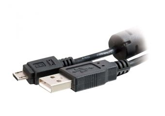 C2G USB 2.0 A to Micro B Cable