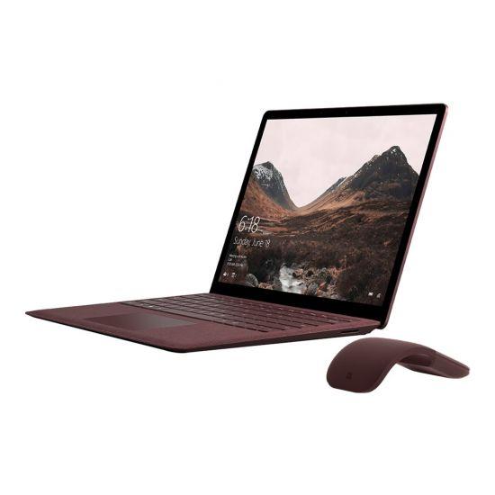 "Microsoft Surface Laptop - Intel Core i7 (7. Gen) 7660U / 2.5 GHz - 8 GB LPDDR3 - 256 GB SSD - Intel Iris Plus Graphics 640 - 13.5"""