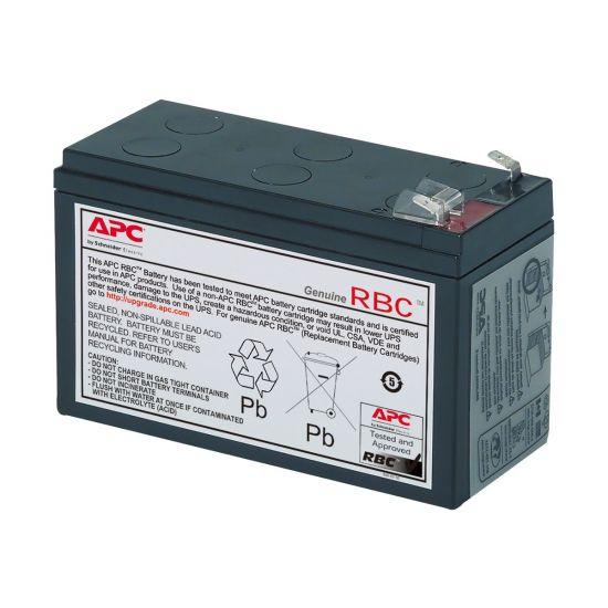 APC Replacement Battery Cartridge #17 - UPS-batteri - Blysyre