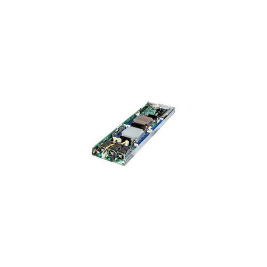 Intel Compute Module HNS2600JFQ - indstikningsmodul - uden CPU - 0 MB - 0 GB - med Intel Node Power Board (FH2000NPB), Bridge Board (FHWJFWPBGB)