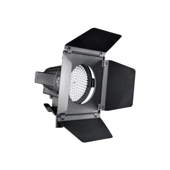 Walimex Pro LED Spotlight + Barndoors - lampehoved