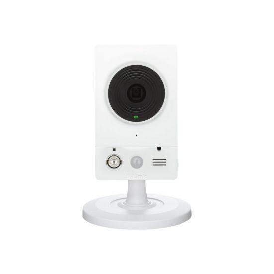 D-Link DCS-2132L HD Wireless N Cube Network Camera - netværksovervågningskamera