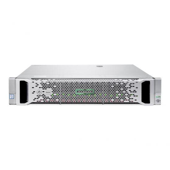HPE Hyper Converged 380 4 Node Cloud Small Kit - rack-monterbar - Xeon E5-2680v3 2.5 GHz - 256 GB - 9.8 TB