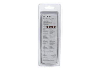 Belkin digital lydkabel (optisk)