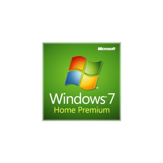 Microsoft Windows 7 Home Premium w/SP1 &#45 64bit Licens 1 PC Dansk