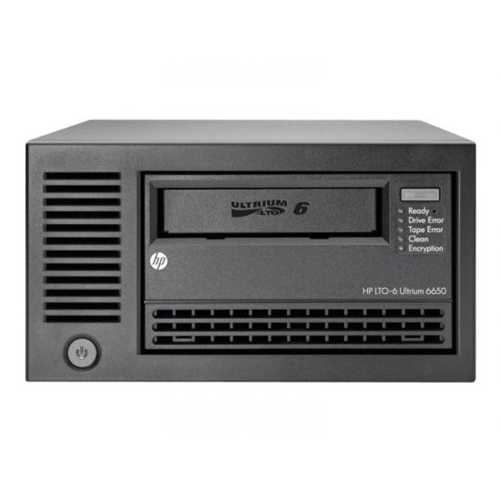 HPE StoreEver LTO-6 Ultrium 6650 - bånddrev - LTO Ultrium - SAS-2
