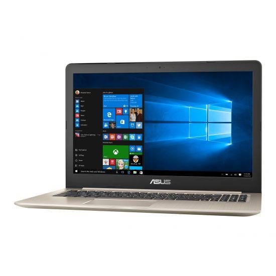 "ASUS VivoBook Pro 15 N580VD-FY803R - Intel Core i5 (7. Gen) 7300HQ / 2.5 GHz - 16 GB DDR4 - 256 GB SSD - (M.2) SATA 6Gb/s - NVIDIA GeForce GTX 1050 - 15.6"""
