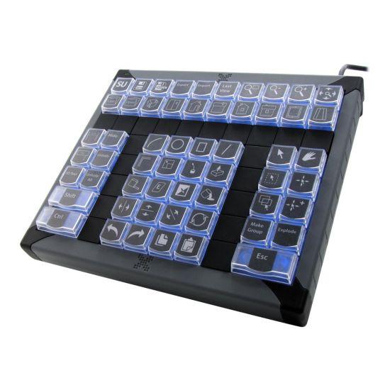 P.I. Engineering X-keys XK-60 - tastatur