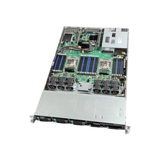 Intel Server System R1208WT2GSR - rack-monterbar - uden CPU - 0 GB - 0 GB